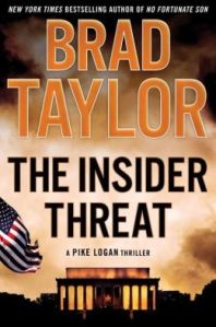 Brad Taylor's new book, The Insider Threat
