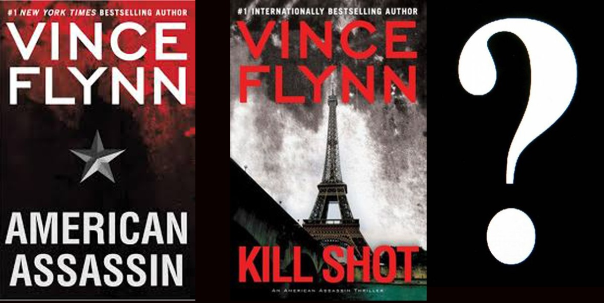 Update: Kyle Mills Will Not Be Writing The Sequel To Kill Shot... Yet!